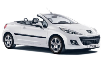 Buchen Peugeot 207 (via MC Car)