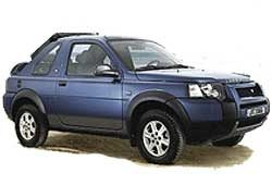 Buchen Land Rover Freelander (via MC Car)